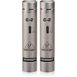 Set C-2 Micrófonos de Condensador Behringer