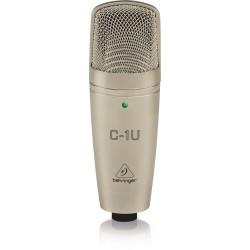 Micrófono Condensador USB C-1U Behringer