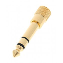Adaptador Audífonos 3.5mm a 6.35mm